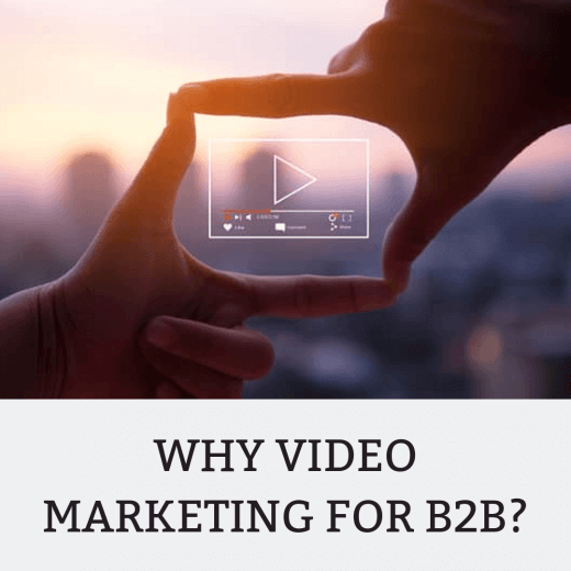 why video marketing for b2b