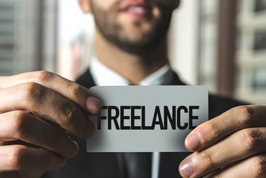 Freelance client